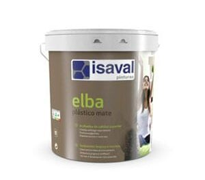 Isaval Elba plástico mate
