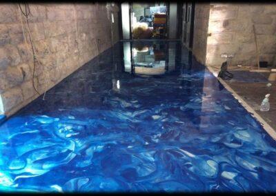 Epoxi 3d suelos efecto mar madrid 2