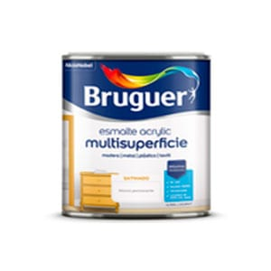 Esmalte Acrylic satinado Bruguer