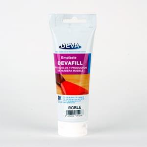 Emplaste masilla en tubo y cera Devafill