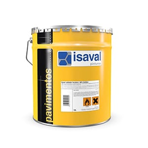 Pintura pa suelos industriales epoxi isaval