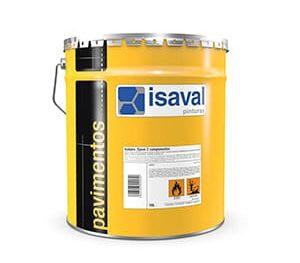 Isalpox epoxi 2 componentes
