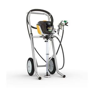 ControlPro 350 Extra Spraypack en carro