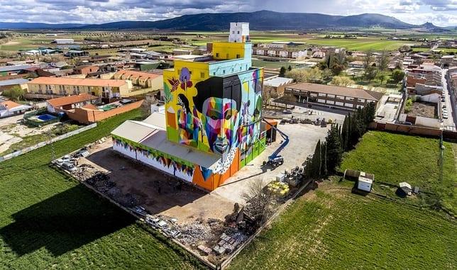 TITANES el arte urbano y la inclusión social marcan la diferencia
