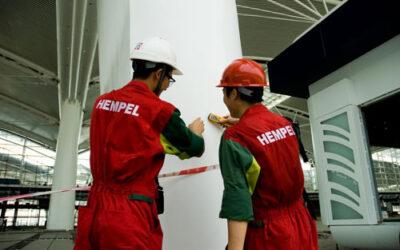Distribuidores Hempel lider industrial
